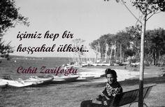 İçimiz hep bir hoşçakal ülkesi..   - Cahit Zarifoğlu  #sözler #anlamlısözler #güzelsözler #manalısözler #özlüsözler #alıntı #alıntılar #alıntıdır #alıntısözler
