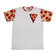 Pizza Slices Men's Tee