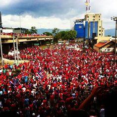 Costa Rica♥♥♥Grande la Sele