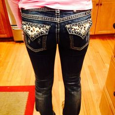 Love These Miss Me Jeans