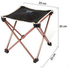 The Friendly Foldout Chair