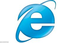 Farewell familiar friend: Microsoft has confirmed that it is dropping the Internet Explorer brand (logo pictured) and instead will use a new name for its forthcoming browser, which is currently code named Project Spartan