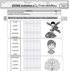 """Français CE2 : toutes mes évaluations """"programmes 2016"""""""