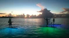 Sunset Paddle Board Tours | Caribbean Things To Do | Scoop.it
