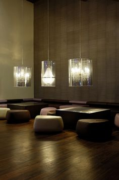 Lounge Bar lighting