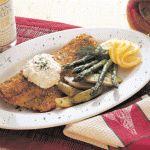 Walleye In A Pistachio Crust