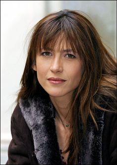 Sophie Marceau le 9 avril 2003