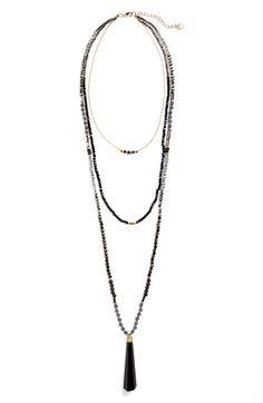 Nakamol Design Triple Strand Necklace | Nordstrom