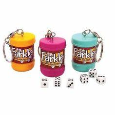Key Chain Farkle? Yes, please!