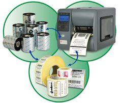 BESSERDRUCKEN: Derperfekte Thermotransfer-Druck bei Etiketten Umm...