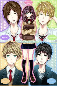 watashi ga motete dousunda anime - Google Search