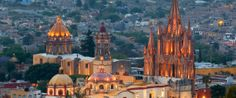 Cinco Colonial Cities In Mexico That You Didn't Know Existed