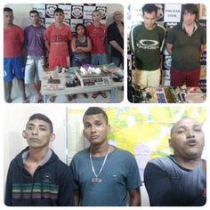 POLÍCIA DO PARÁ                                 Ao Alcance de Todos!: REPRESSÃO À CRIMINALIDADE LEVA 21 BANDIDOS À PRISÃ...