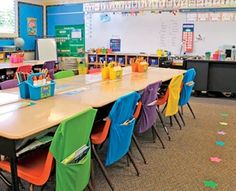 Lots of back to school management ideas from Scholastic