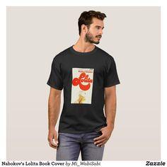 Nabokov's Lolita Book Cover T-Shirt