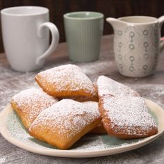 We'll show you how to make pillowy, powdered sugar-covered New Orleans beignets from scratch, whether it's Mardi Gras or you just want a Big Easy breakfast.