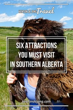 Six Attractions You Must Visit in Southern Alberta · Kenton de Jong Travel - If you're visiting Alberta this summer, you probably have your heart set on visiting the mountains. After all, places like Lake Louise, Banff, Wate. Best Places To Travel, Oh The Places You'll Go, Places To Visit, Vacation Destinations, Vacation Ideas, Cross Canada Road Trip, Alberta Travel, Canadian Travel, Canada Eh