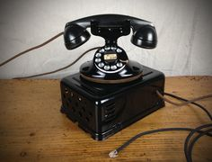 Dating an old western electric telephone