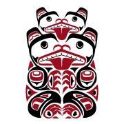 this is the Haida (Indian) Beaver