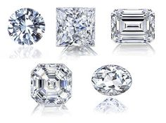 """The word diamond comes from the Greek word """"adamant"""" which means invincible or steadfast."""