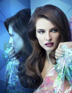 Dior Beauty Makeup Editorial by Jonathan Knowles #beautyeditorial #makeup #makeupinspiration #mua #model