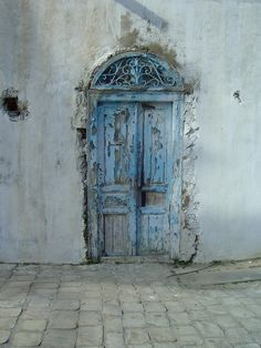 Oude deuren!