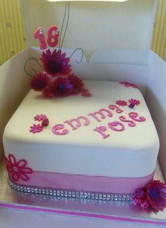 15 Best 18th Birthday Cake Ideas Images 18th Birthday