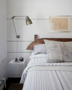 """47 Likes, 3 Comments - kirsten marie (@kirstenmarieinc) on Instagram: """"Love the simplicity of this bedroom. Less really is more design inspo via @remodelista"""""""