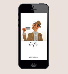 Coffee Project, Paris, Coffee, Phone, Vegetable Garden, Kaffee, Montmartre Paris, Telephone, Paris France