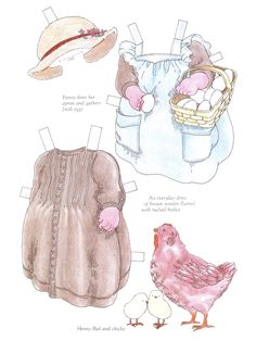 hopefully this will be one day this summer...carrying eggs to the house with my chickies beside me! :-)