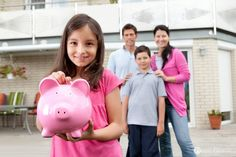 Want to teach your kids how they can save money? Here are 5 ways that will help you get started!