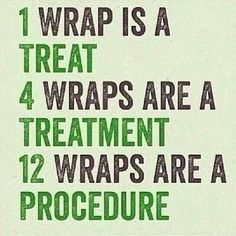 Want to try out our body contouring wraps, over the 3 month trial you will be well on your way to an amazing body transformation. Ask me how today!