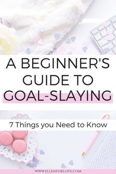 Slaying your goals means to create and live of love and purpose. Find out the 7 things you need to know about slaying your goals, especially if you're a beginner! Self Development, Personal Development, Project Board, Achieving Goals, Setting Goals, Blogging For Beginners, Motivate Yourself, Need To Know, Purpose