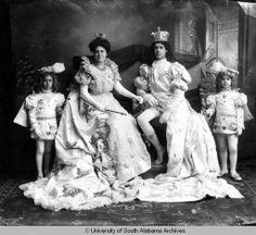Mobile Mardi Gras 1907