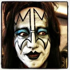 Ace Frehley at the end of farewell tour
