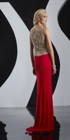 Gorgeously beaded prom dress featuring a breathtaking illusion low back and cutouts. Outshine anyone at your Prom 2019 with this sexy and elegant prom dress. Open Back Prom Dresses, Elegant Prom Dresses, Designer Prom Dresses, Homecoming Dresses, Formal Dresses, Pageant Dresses, Wedding Dresses, Prom 2015, Bridal And Formal