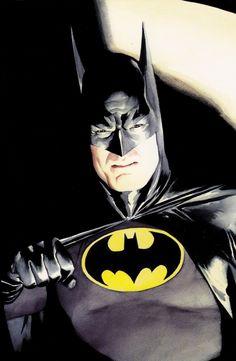 The Batman - Alex Ross