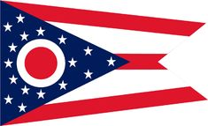 Flags of the Fifty States - Ohio