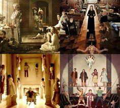 American Horror Story - Seasons 1 - 4