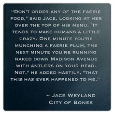 Jace (City of Bones ~ Mortal Instruments)