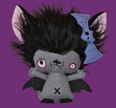 VamPETS - Hector Vampyre Bat :: VampireFreaks Store :: Gothic Clothing, Cyber-goth, punk, metal, alternative, rave, freak fashions