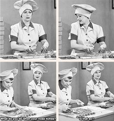 I Love Lucy is a hit that continues to entertain millions of people the world over. See this and other great Classics  https://itunes.apple.com/us/app/cinematix/id625114096?mt=8 #ilovelucy #classictv #classicb