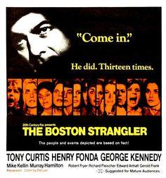 The Boston Strangler 1968 Film | Boston Strangler is a 1968 film based on the true story of the Boston ...