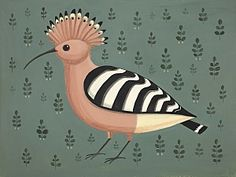 """""""Hooray For The Hoopoe"""" by Catriona Hall"""