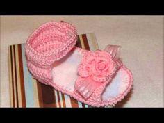 PAP vestidinho em Crochê para Bebê - YouTube
