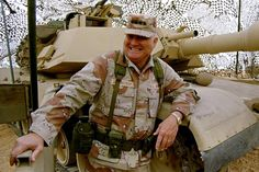 A true American military hero much admired in the U.S. and around the world, General Schwarzkopf had a distinguished career highlighted by his leadership in the first Gulf War.