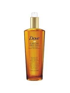 Simple Beauty Product Swaps To Make For Winter: Dove Pure Care Dry Oil   allure.com