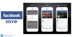 From Forbes top influencer Mari Smith here are 5 Things your #Business Needs To Know About #Facebook's New Save Feature  #ILoveToBeSelling