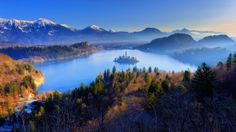 Photograph Lake Bled Slovenia by Arpan Das on 500px