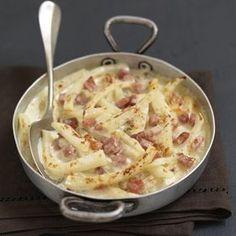 Gratin de céleri-rave au jambon et à la crème de roquefort - http://www.cuisineetvinsdefrance.com/,gratin-de-celeri-rave-au-jambon-et-a-la-creme-de-roquefort,13470.asp
